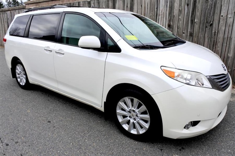 Used 2012 Toyota Sienna Limited AWD Used 2012 Toyota Sienna Limited AWD for sale  at Metro West Motorcars LLC in Shrewsbury MA 7