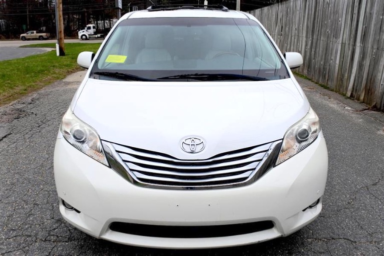 Used 2012 Toyota Sienna Limited AWD Used 2012 Toyota Sienna Limited AWD for sale  at Metro West Motorcars LLC in Shrewsbury MA 8