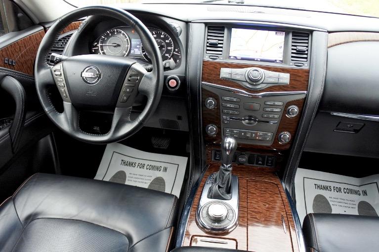 Used 2017 Nissan Armada 4x4 SL Used 2017 Nissan Armada 4x4 SL for sale  at Metro West Motorcars LLC in Shrewsbury MA 10