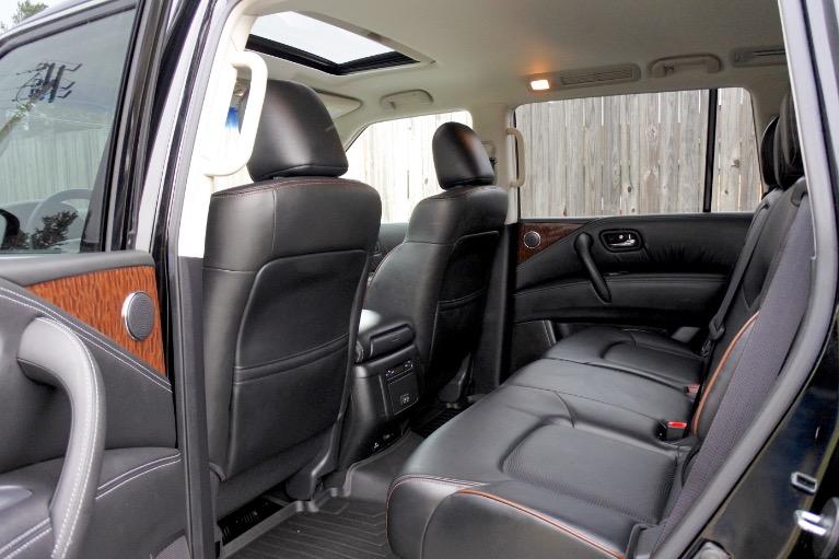 Used 2017 Nissan Armada 4x4 SL Used 2017 Nissan Armada 4x4 SL for sale  at Metro West Motorcars LLC in Shrewsbury MA 15