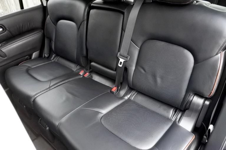 Used 2017 Nissan Armada 4x4 SL Used 2017 Nissan Armada 4x4 SL for sale  at Metro West Motorcars LLC in Shrewsbury MA 16