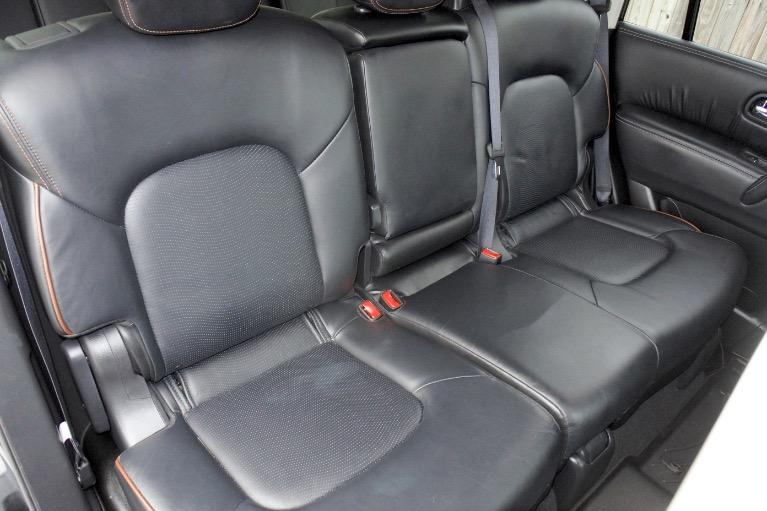 Used 2017 Nissan Armada 4x4 SL Used 2017 Nissan Armada 4x4 SL for sale  at Metro West Motorcars LLC in Shrewsbury MA 19