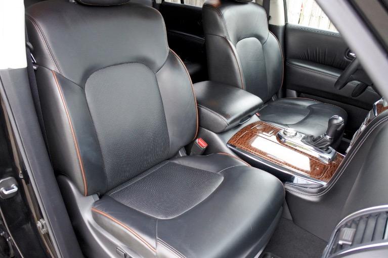 Used 2017 Nissan Armada 4x4 SL Used 2017 Nissan Armada 4x4 SL for sale  at Metro West Motorcars LLC in Shrewsbury MA 21