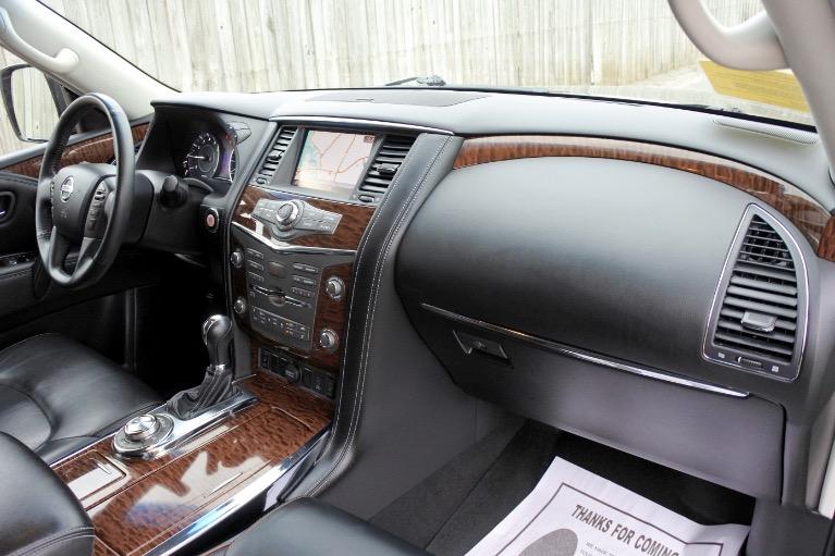 Used 2017 Nissan Armada 4x4 SL Used 2017 Nissan Armada 4x4 SL for sale  at Metro West Motorcars LLC in Shrewsbury MA 22