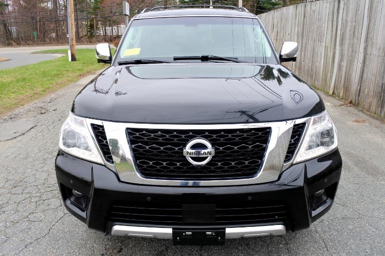 Used 2017 Nissan Armada 4x4 SL Used 2017 Nissan Armada 4x4 SL for sale  at Metro West Motorcars LLC in Shrewsbury MA 8