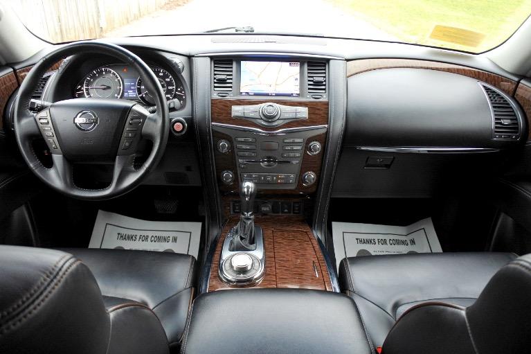 Used 2017 Nissan Armada 4x4 SL Used 2017 Nissan Armada 4x4 SL for sale  at Metro West Motorcars LLC in Shrewsbury MA 9