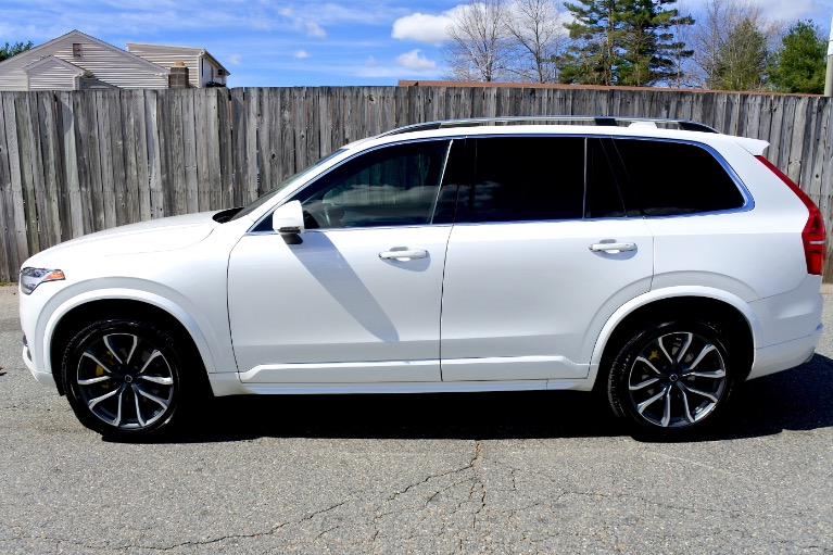 Used 2017 Volvo Xc90 T6 AWD 7-Passenger Momentum Used 2017 Volvo Xc90 T6 AWD 7-Passenger Momentum for sale  at Metro West Motorcars LLC in Shrewsbury MA 2