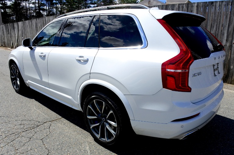 Used 2017 Volvo Xc90 T6 AWD 7-Passenger Momentum Used 2017 Volvo Xc90 T6 AWD 7-Passenger Momentum for sale  at Metro West Motorcars LLC in Shrewsbury MA 3