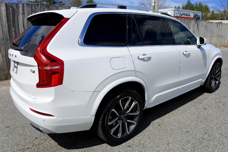 Used 2017 Volvo Xc90 T6 AWD 7-Passenger Momentum Used 2017 Volvo Xc90 T6 AWD 7-Passenger Momentum for sale  at Metro West Motorcars LLC in Shrewsbury MA 5