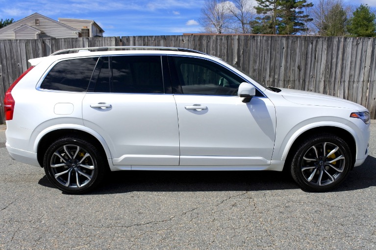 Used 2017 Volvo Xc90 T6 AWD 7-Passenger Momentum Used 2017 Volvo Xc90 T6 AWD 7-Passenger Momentum for sale  at Metro West Motorcars LLC in Shrewsbury MA 6