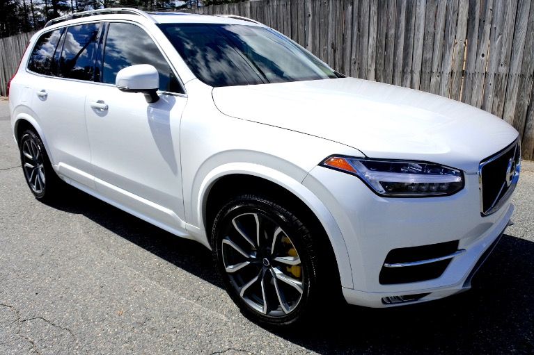 Used 2017 Volvo Xc90 T6 AWD 7-Passenger Momentum Used 2017 Volvo Xc90 T6 AWD 7-Passenger Momentum for sale  at Metro West Motorcars LLC in Shrewsbury MA 7