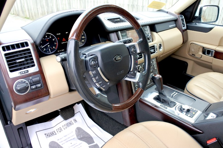 Used 2011 Land Rover Range Rover HSE LUX Used 2011 Land Rover Range Rover HSE LUX for sale  at Metro West Motorcars LLC in Shrewsbury MA 13