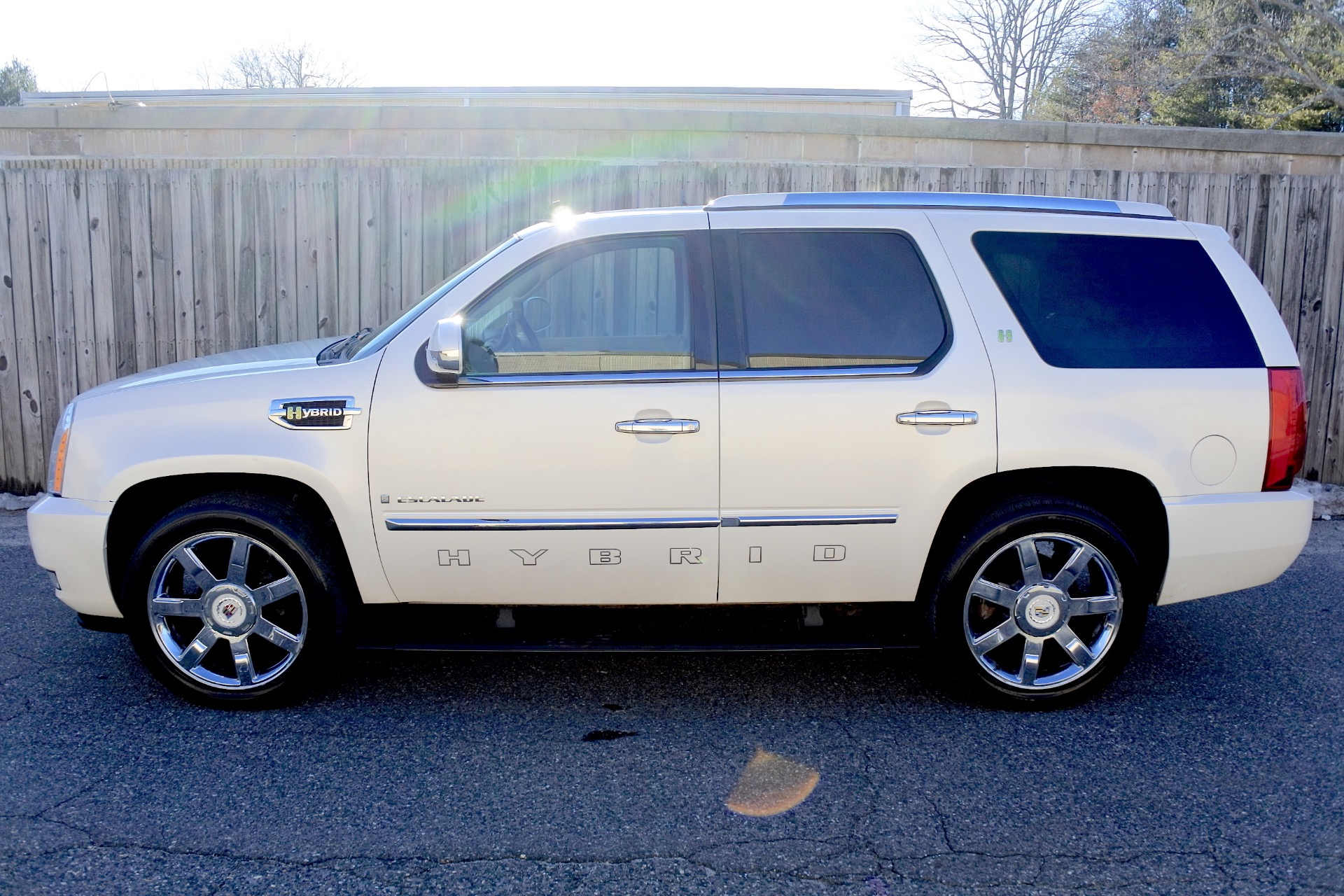 Used 2009 Cadillac Escalade Hybrid 4wd For At Metro