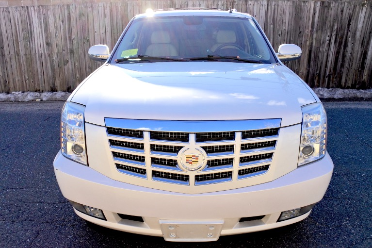 Used 2009 Cadillac Escalade Hybrid 4WD Used 2009 Cadillac Escalade Hybrid 4WD for sale  at Metro West Motorcars LLC in Shrewsbury MA 8