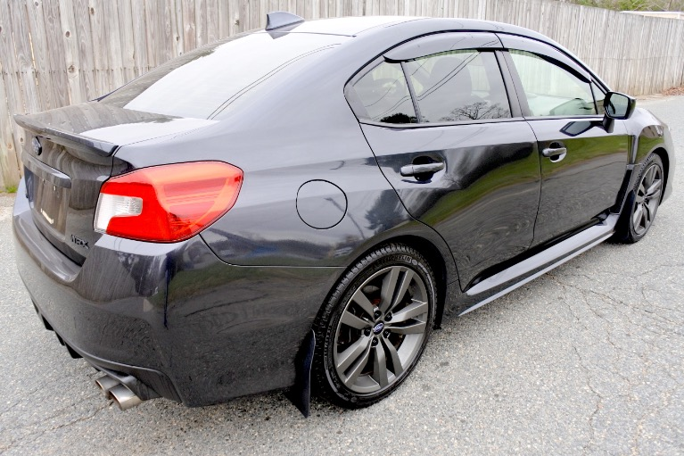 Used 2019 Subaru Wrx Manual Used 2019 Subaru Wrx Manual for sale  at Metro West Motorcars LLC in Shrewsbury MA 5