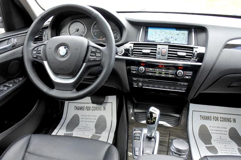 Used 2017 BMW X3 xDrive28i Sports Activity Vehicle Used 2017 BMW X3 xDrive28i Sports Activity Vehicle for sale  at Metro West Motorcars LLC in Shrewsbury MA 10