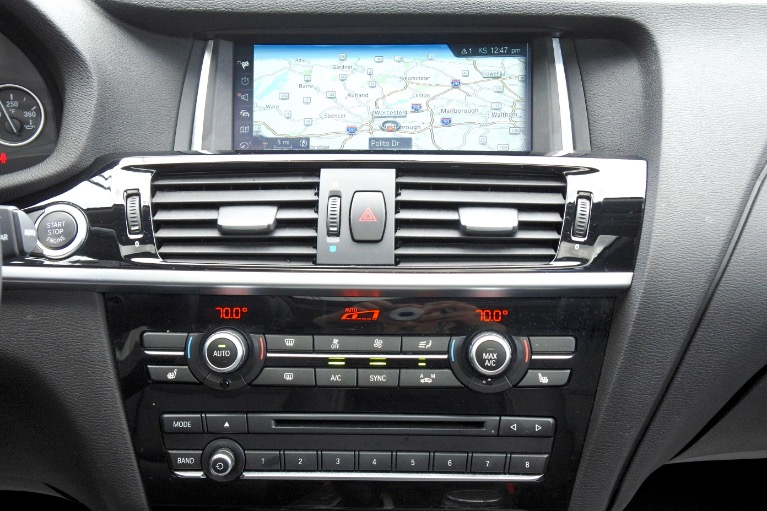 Used 2017 BMW X3 xDrive28i Sports Activity Vehicle Used 2017 BMW X3 xDrive28i Sports Activity Vehicle for sale  at Metro West Motorcars LLC in Shrewsbury MA 11