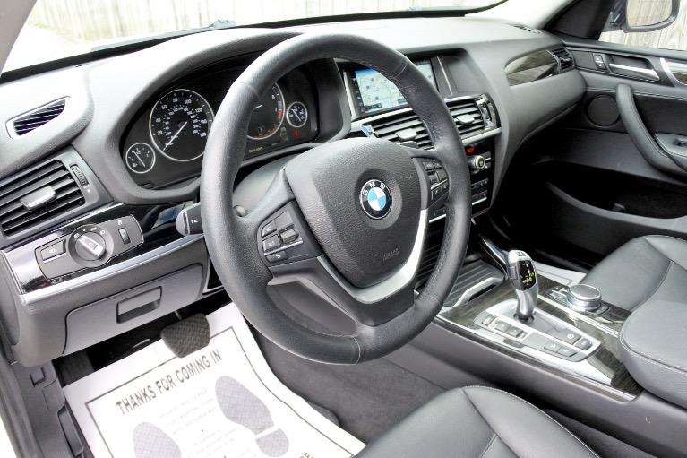 Used 2017 BMW X3 xDrive28i Sports Activity Vehicle Used 2017 BMW X3 xDrive28i Sports Activity Vehicle for sale  at Metro West Motorcars LLC in Shrewsbury MA 13