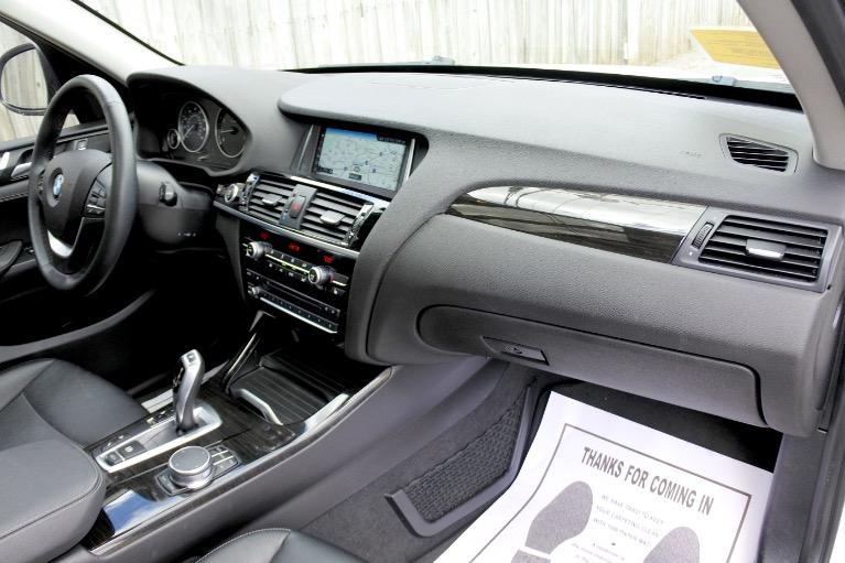 Used 2017 BMW X3 xDrive28i Sports Activity Vehicle Used 2017 BMW X3 xDrive28i Sports Activity Vehicle for sale  at Metro West Motorcars LLC in Shrewsbury MA 20