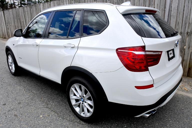 Used 2017 BMW X3 xDrive28i Sports Activity Vehicle Used 2017 BMW X3 xDrive28i Sports Activity Vehicle for sale  at Metro West Motorcars LLC in Shrewsbury MA 3