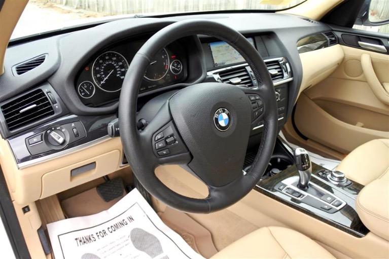 Used 2016 BMW X3 xDrive28i Sports Activity Vehicle Used 2016 BMW X3 xDrive28i Sports Activity Vehicle for sale  at Metro West Motorcars LLC in Shrewsbury MA 13