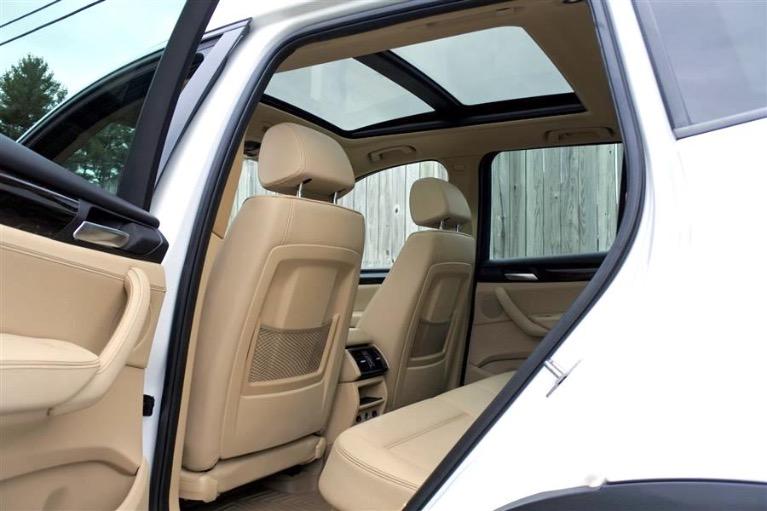 Used 2016 BMW X3 xDrive28i Sports Activity Vehicle Used 2016 BMW X3 xDrive28i Sports Activity Vehicle for sale  at Metro West Motorcars LLC in Shrewsbury MA 15