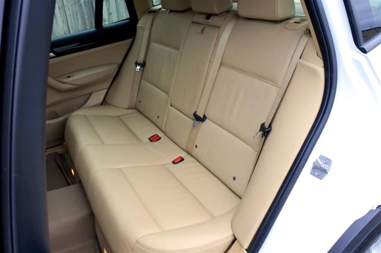 Used 2016 BMW X3 xDrive28i Sports Activity Vehicle Used 2016 BMW X3 xDrive28i Sports Activity Vehicle for sale  at Metro West Motorcars LLC in Shrewsbury MA 16