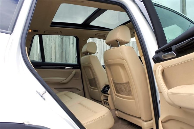 Used 2016 BMW X3 xDrive28i Sports Activity Vehicle Used 2016 BMW X3 xDrive28i Sports Activity Vehicle for sale  at Metro West Motorcars LLC in Shrewsbury MA 19