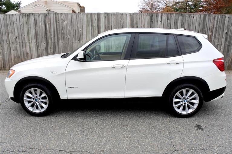 Used 2016 BMW X3 xDrive28i Sports Activity Vehicle Used 2016 BMW X3 xDrive28i Sports Activity Vehicle for sale  at Metro West Motorcars LLC in Shrewsbury MA 2