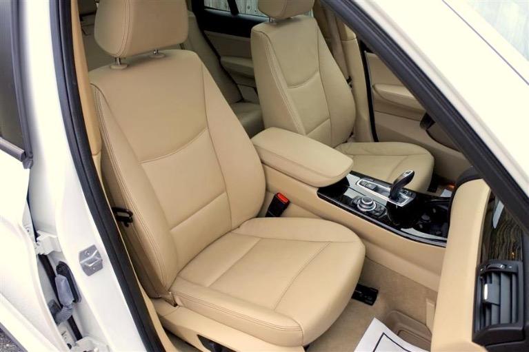 Used 2016 BMW X3 xDrive28i Sports Activity Vehicle Used 2016 BMW X3 xDrive28i Sports Activity Vehicle for sale  at Metro West Motorcars LLC in Shrewsbury MA 20