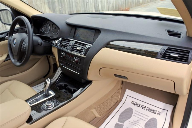 Used 2016 BMW X3 xDrive28i Sports Activity Vehicle Used 2016 BMW X3 xDrive28i Sports Activity Vehicle for sale  at Metro West Motorcars LLC in Shrewsbury MA 21