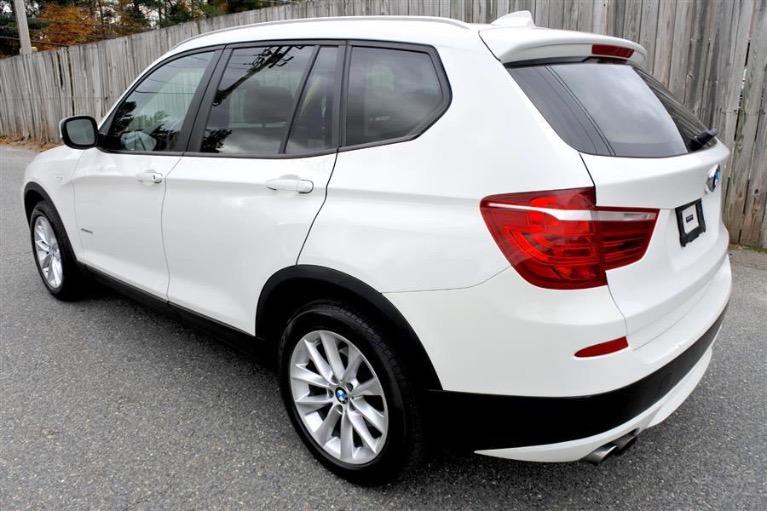 Used 2016 BMW X3 xDrive28i Sports Activity Vehicle Used 2016 BMW X3 xDrive28i Sports Activity Vehicle for sale  at Metro West Motorcars LLC in Shrewsbury MA 3