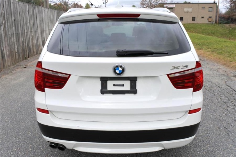 Used 2016 BMW X3 xDrive28i Sports Activity Vehicle Used 2016 BMW X3 xDrive28i Sports Activity Vehicle for sale  at Metro West Motorcars LLC in Shrewsbury MA 4