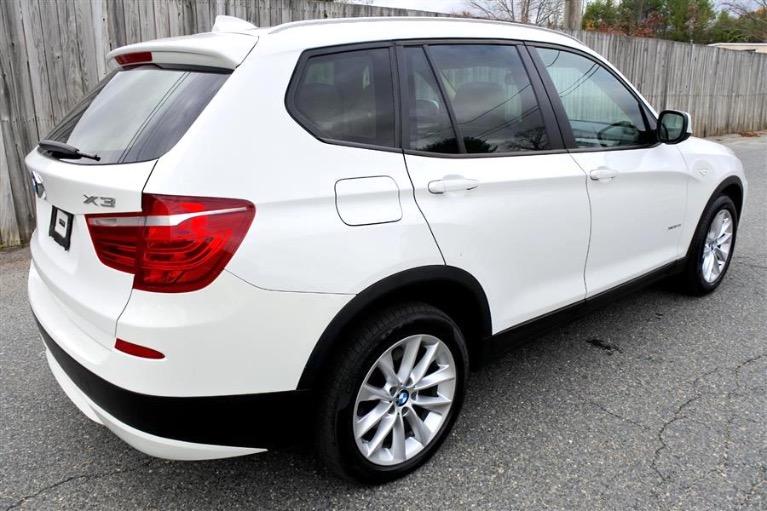 Used 2016 BMW X3 xDrive28i Sports Activity Vehicle Used 2016 BMW X3 xDrive28i Sports Activity Vehicle for sale  at Metro West Motorcars LLC in Shrewsbury MA 5