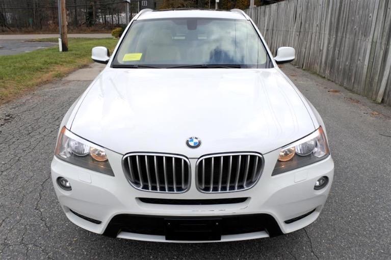 Used 2016 BMW X3 xDrive28i Sports Activity Vehicle Used 2016 BMW X3 xDrive28i Sports Activity Vehicle for sale  at Metro West Motorcars LLC in Shrewsbury MA 8