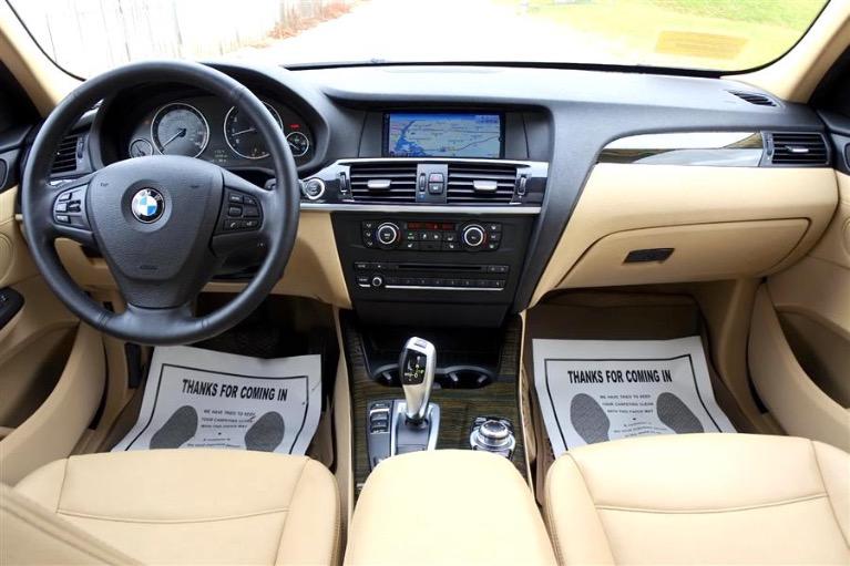 Used 2016 BMW X3 xDrive28i Sports Activity Vehicle Used 2016 BMW X3 xDrive28i Sports Activity Vehicle for sale  at Metro West Motorcars LLC in Shrewsbury MA 9