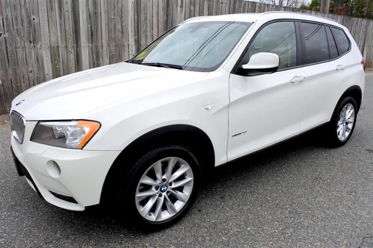 Used Used 2016 BMW X3 xDrive28i Sports Activity Vehicle for sale $18,800 at Metro West Motorcars LLC in Shrewsbury MA
