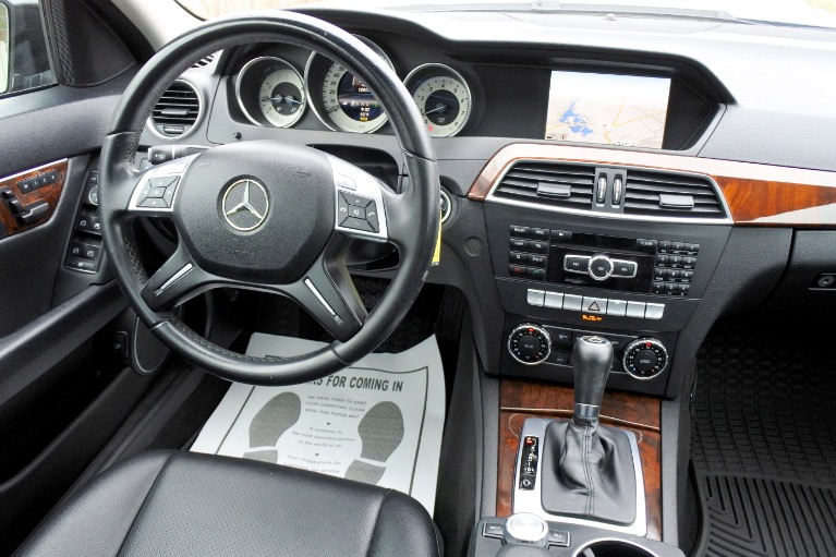 Used 2013 Mercedes-Benz C-class 4dr Sdn C300 Sport 4MATIC Used 2013 Mercedes-Benz C-class 4dr Sdn C300 Sport 4MATIC for sale  at Metro West Motorcars LLC in Shrewsbury MA 10