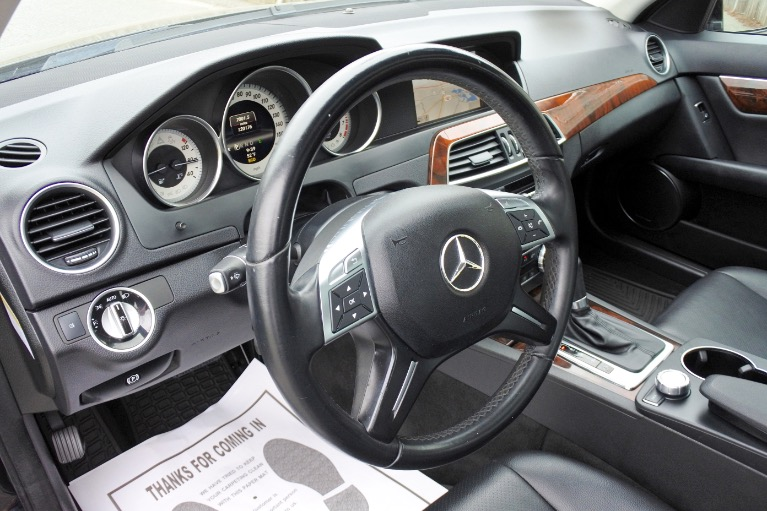 Used 2013 Mercedes-Benz C-class 4dr Sdn C300 Sport 4MATIC Used 2013 Mercedes-Benz C-class 4dr Sdn C300 Sport 4MATIC for sale  at Metro West Motorcars LLC in Shrewsbury MA 13