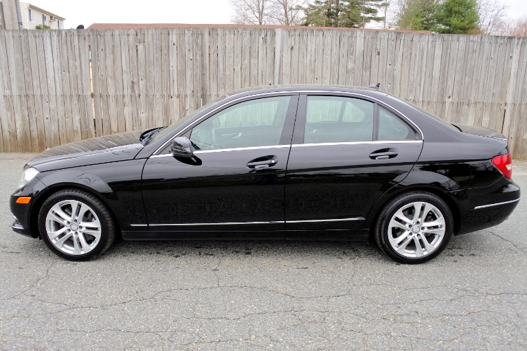 Used 2013 Mercedes-Benz C-class 4dr Sdn C300 Sport 4MATIC Used 2013 Mercedes-Benz C-class 4dr Sdn C300 Sport 4MATIC for sale  at Metro West Motorcars LLC in Shrewsbury MA 2