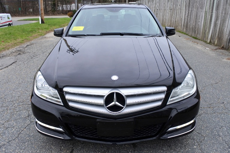 Used 2013 Mercedes-Benz C-class 4dr Sdn C300 Sport 4MATIC Used 2013 Mercedes-Benz C-class 4dr Sdn C300 Sport 4MATIC for sale  at Metro West Motorcars LLC in Shrewsbury MA 8