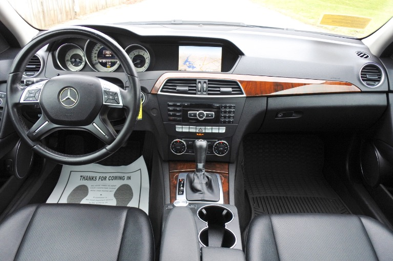 Used 2013 Mercedes-Benz C-class 4dr Sdn C300 Sport 4MATIC Used 2013 Mercedes-Benz C-class 4dr Sdn C300 Sport 4MATIC for sale  at Metro West Motorcars LLC in Shrewsbury MA 9