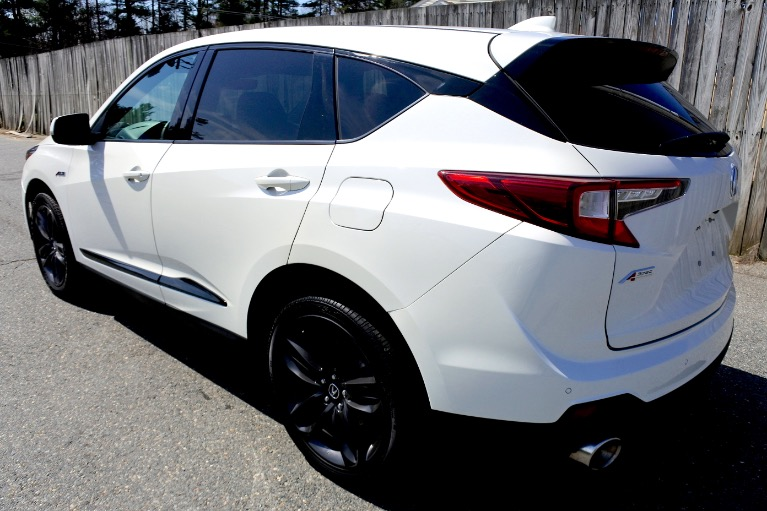 Used 2019 Acura Rdx AWD w/A-Spec Pkg Used 2019 Acura Rdx AWD w/A-Spec Pkg for sale  at Metro West Motorcars LLC in Shrewsbury MA 3