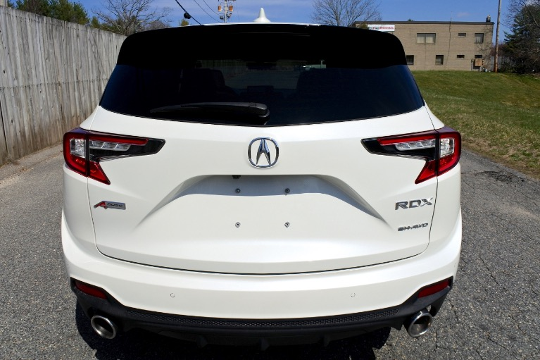 Used 2019 Acura Rdx AWD w/A-Spec Pkg Used 2019 Acura Rdx AWD w/A-Spec Pkg for sale  at Metro West Motorcars LLC in Shrewsbury MA 4