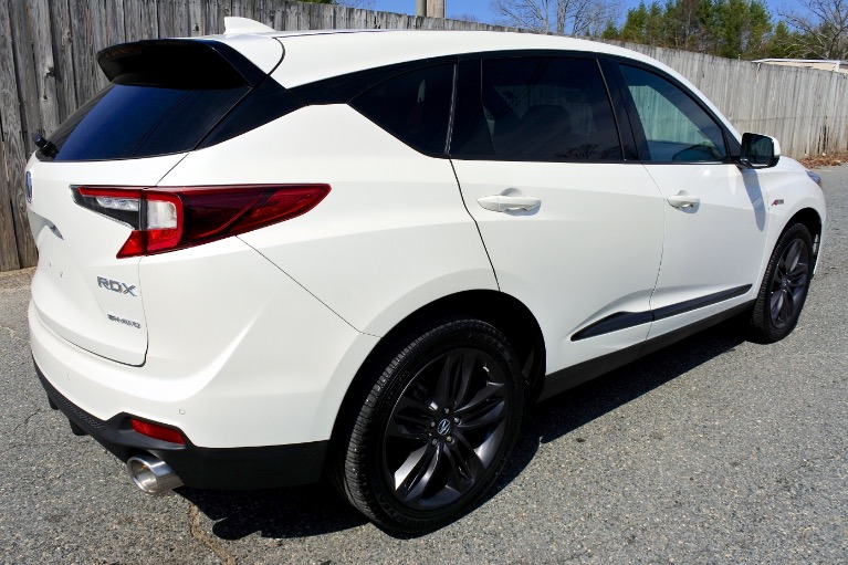 Used 2019 Acura Rdx AWD w/A-Spec Pkg Used 2019 Acura Rdx AWD w/A-Spec Pkg for sale  at Metro West Motorcars LLC in Shrewsbury MA 5