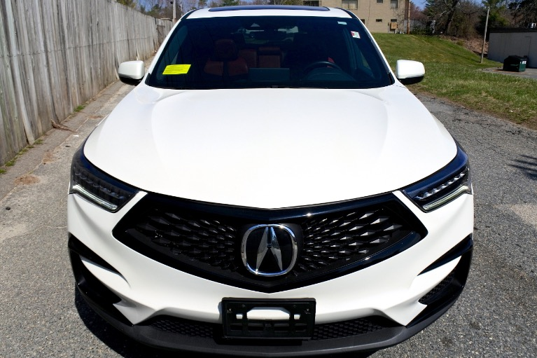 Used 2019 Acura Rdx AWD w/A-Spec Pkg Used 2019 Acura Rdx AWD w/A-Spec Pkg for sale  at Metro West Motorcars LLC in Shrewsbury MA 8