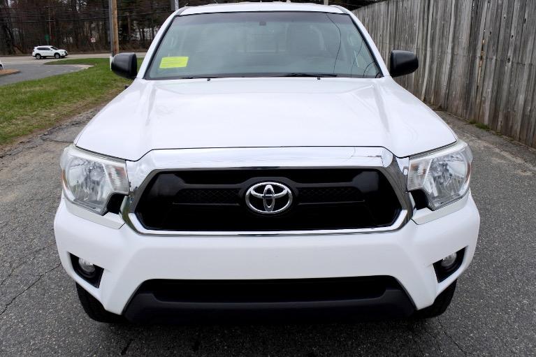 Used 2014 Toyota Tacoma TRD TX Baja V6 4WD Used 2014 Toyota Tacoma TRD TX Baja V6 4WD for sale  at Metro West Motorcars LLC in Shrewsbury MA 8