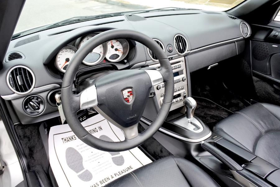Used 2007 Porsche Boxster 2dr Roadster S Used 2007 Porsche Boxster 2dr Roadster S for sale  at Metro West Motorcars LLC in Shrewsbury MA 13