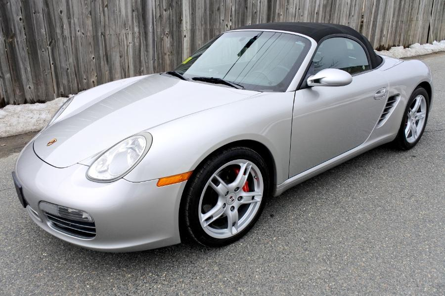 Used 2007 Porsche Boxster S Roadster Used 2007 Porsche Boxster S Roadster for sale  at Metro West Motorcars LLC in Shrewsbury MA 17