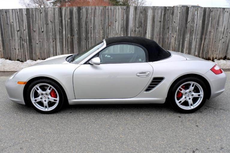 Used 2007 Porsche Boxster S Roadster Used 2007 Porsche Boxster S Roadster for sale  at Metro West Motorcars LLC in Shrewsbury MA 18